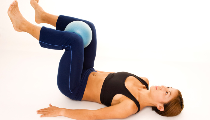 Exercises For Groin Muscles - Adductor Squeeze