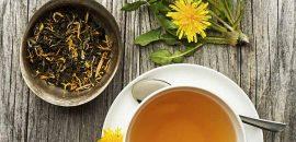"10 Incredible Benefits Of Dandelion Tea – The ""Liver Lover"""