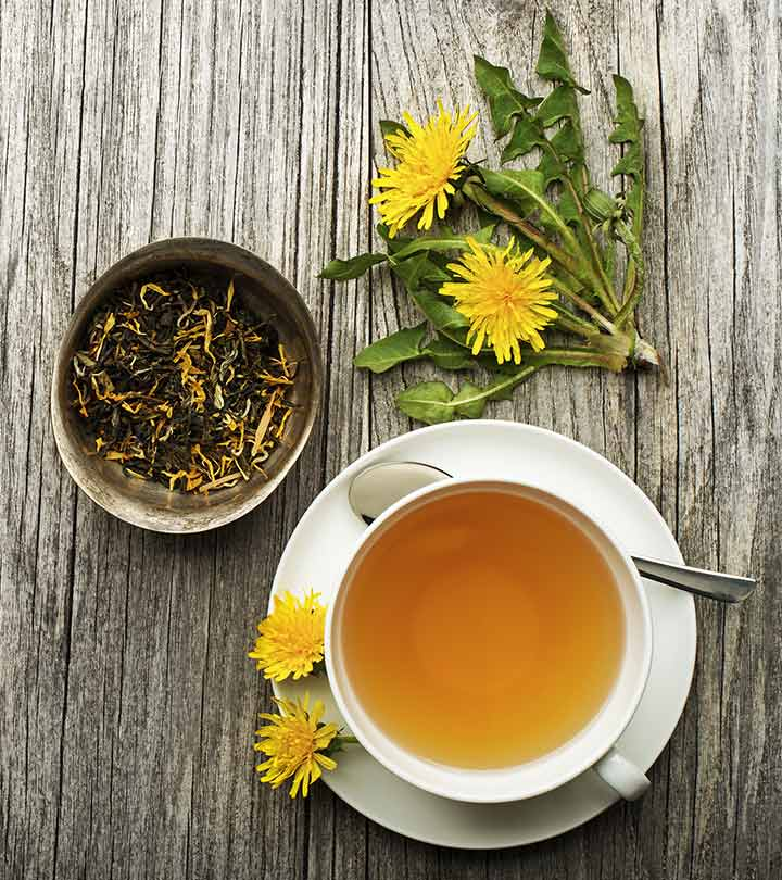 "10 Incredible Benefits Of Dandelion Tea – The ""Liver Lover"""