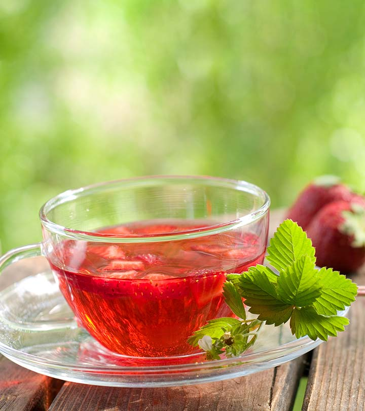 benefits of strawberry raspberry and cranberry tea