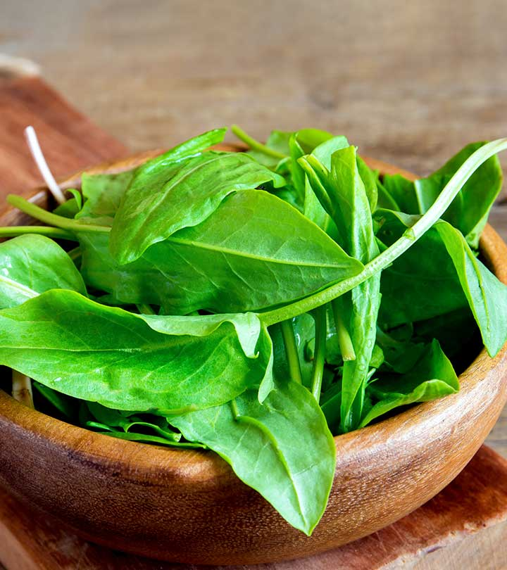 19 Amazing Health Benefits Of Sorrel Leaves