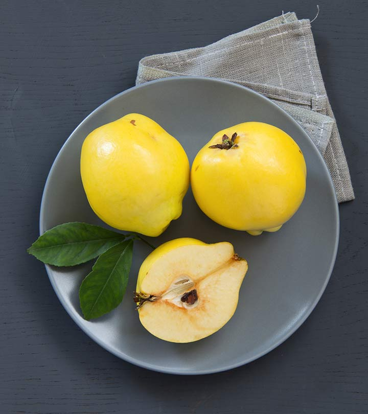 15 Amazing Health Benefits Of Quince Fruit