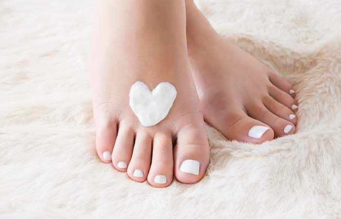 7. Care For Your Feet