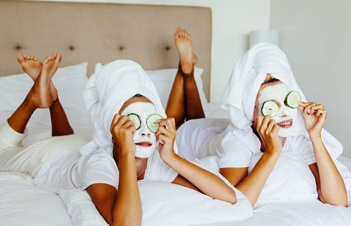 13. Follow A Daily Skin Care Routine