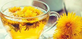 3 Effective Benefits Of Dandelion Tea For Weight Loss