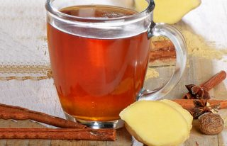 Ginger For Weight Loss - Ginger And Cinnamon Tea