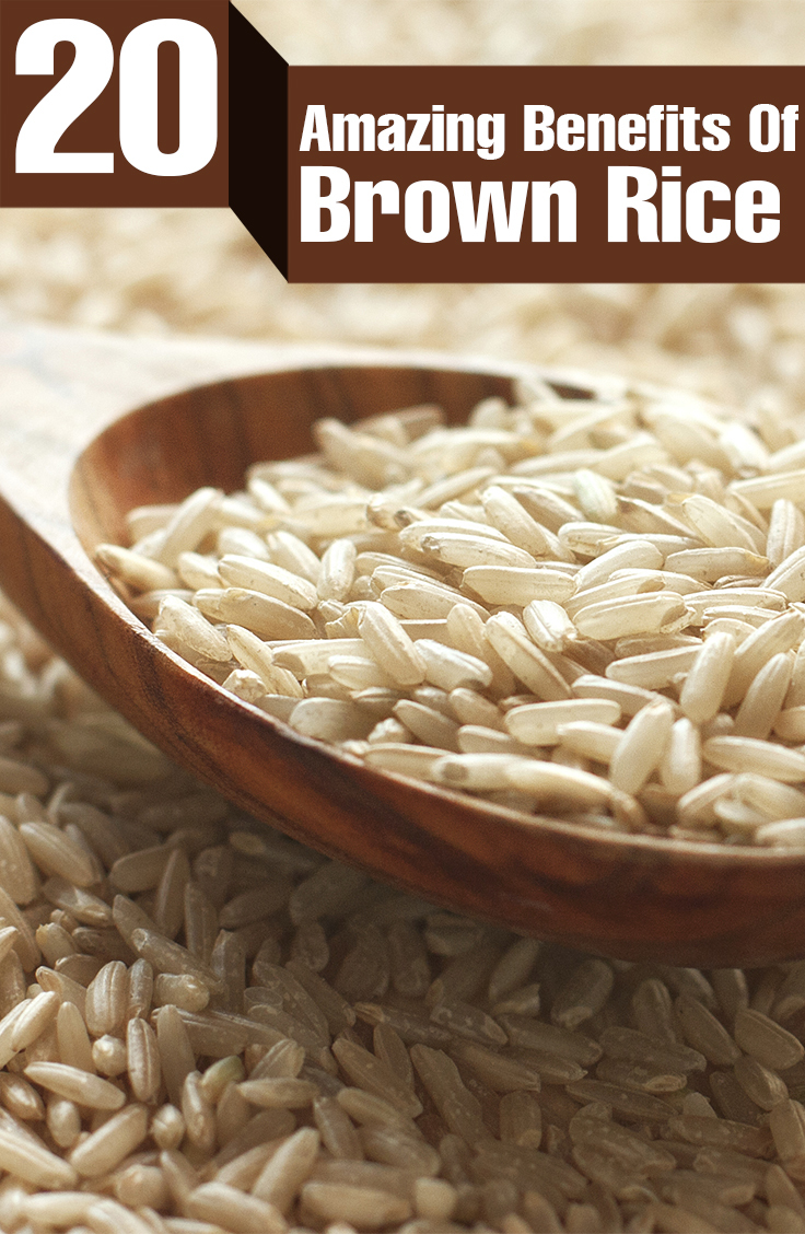 27 Amazing Benefits Of Brown Rice For Skin, Hair And Health