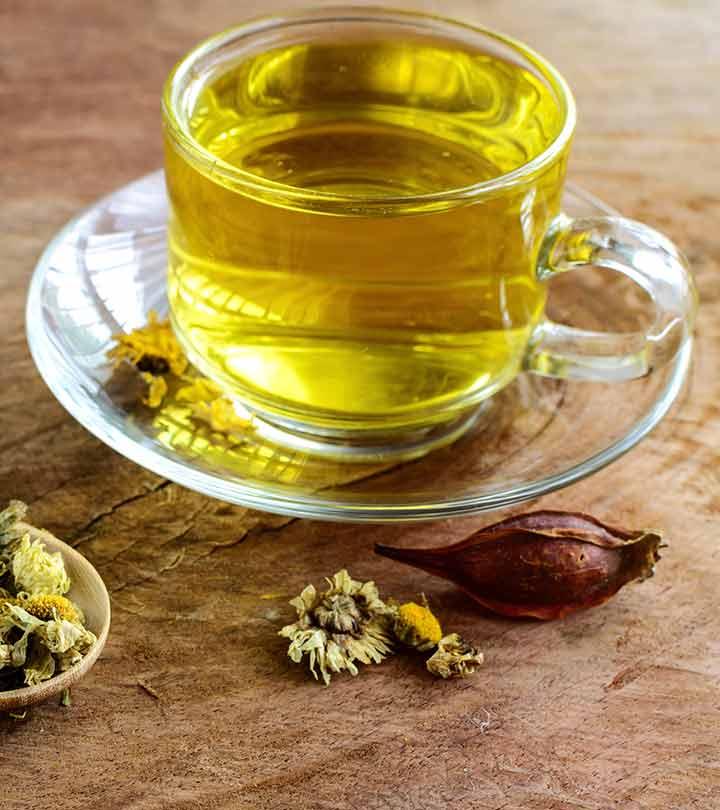 9 Surprising Benefits Of Chrysanthemum Tea