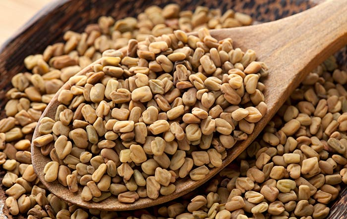 23. Fenugreek For Cellulite