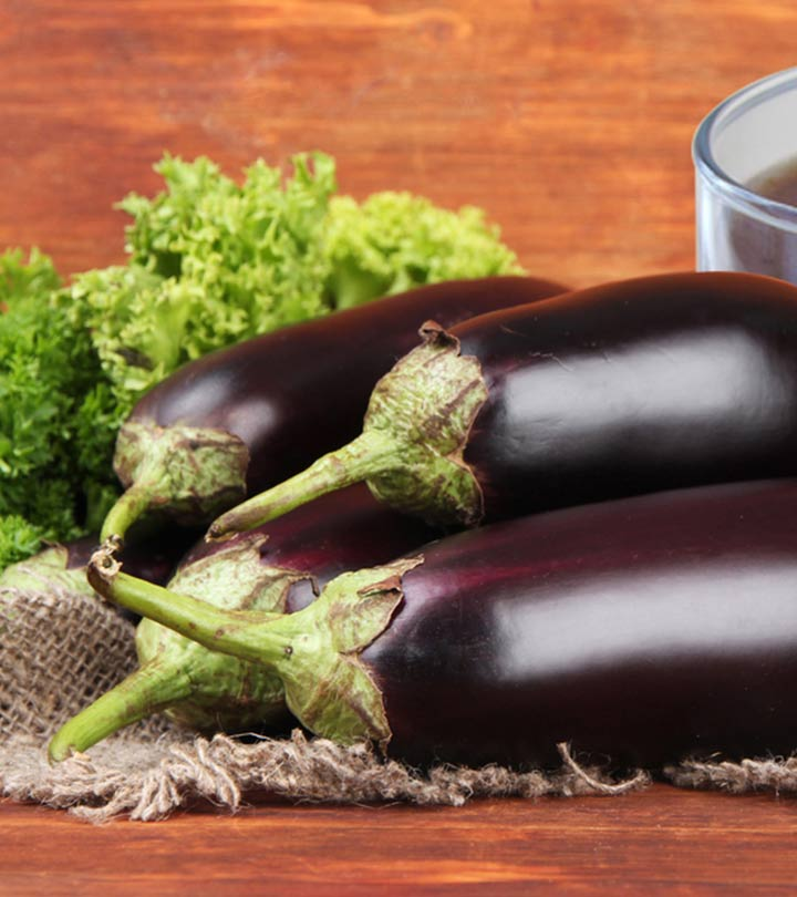 10 Surprising Benefits Of Eggplant Juice