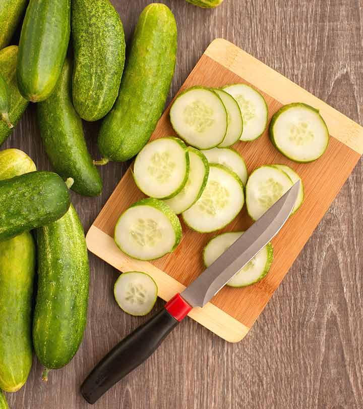 10 Strange Side Effects Of Cucumber