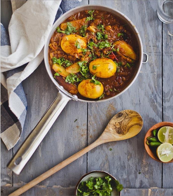 Lauki Recipes - Egg Lauki Curry