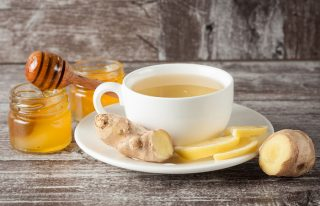 Ginger For Weight Loss - Ginger And Honey Tea