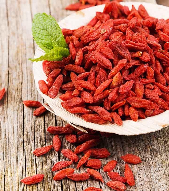 6 Major Side Effects Of Goji Berries
