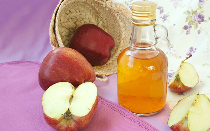 7. Apple Cider Vinegar For Cellulite