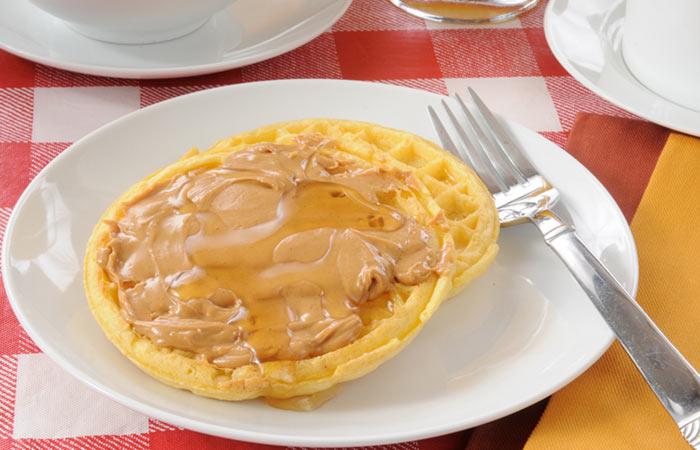 Vegetarian Breakfast Recipes - Buckwheat Waffles Gluten Free Breakfast
