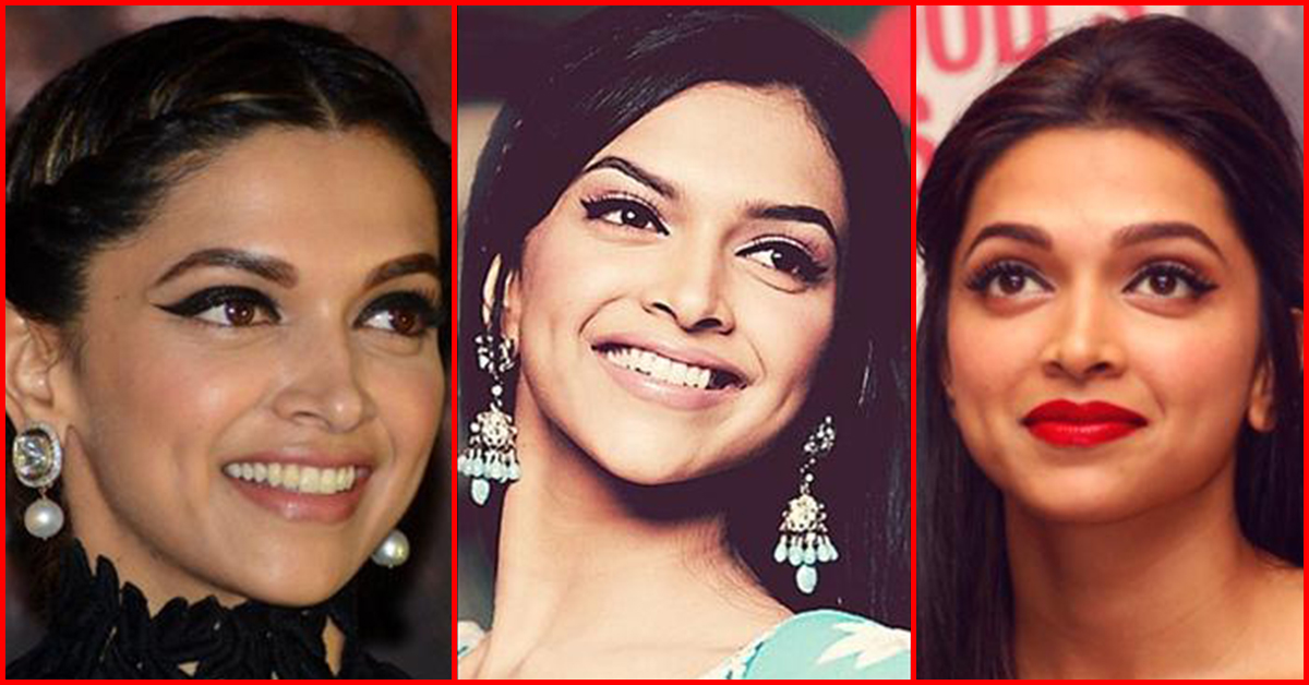 Beautiful Eye Makeup Tutorial Inspired By Deepika Padukone