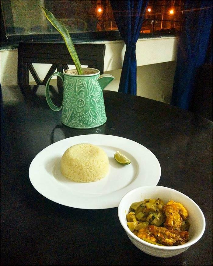 Lauki Recipes - Bengali Lauki With Shrimps