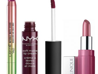 Best Plum Shade Lipsticks Available In India – 2021