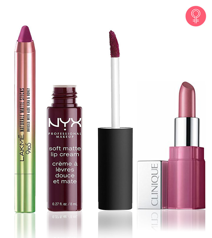 Best Plum Shade Lipsticks Available In India – 2019