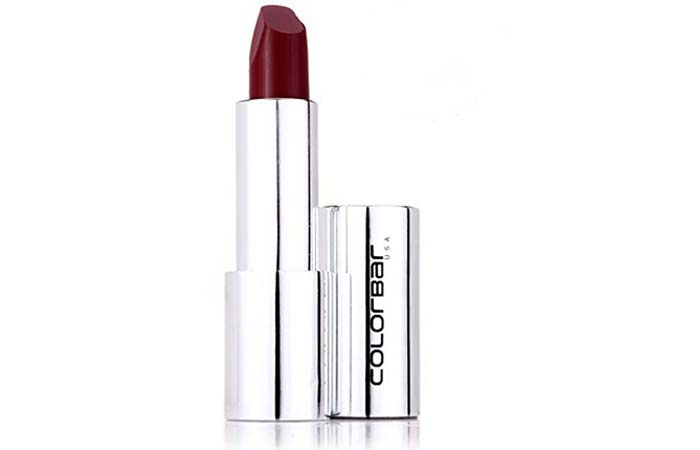 Colorbar Lipstick In Plum Berry - Plum Shade Lipsticks