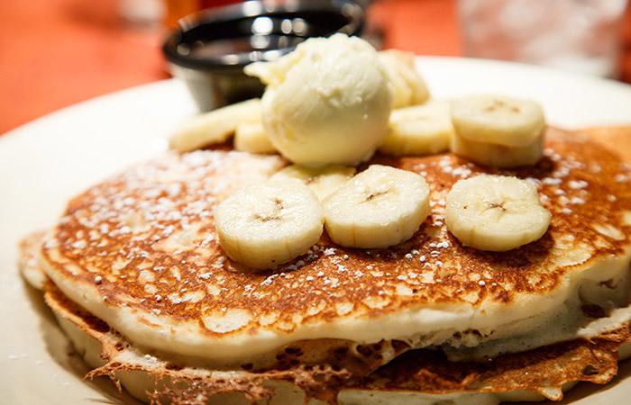 Eggless Whole Wheat Pancake