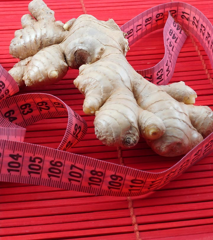 Ginger For Weight Loss – With Ginger Tea Recipes