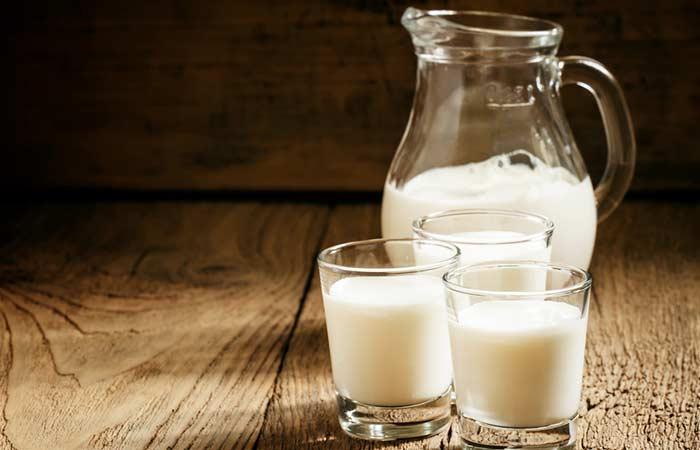 Home Remedies To Treat Jaundice - Goat Milk
