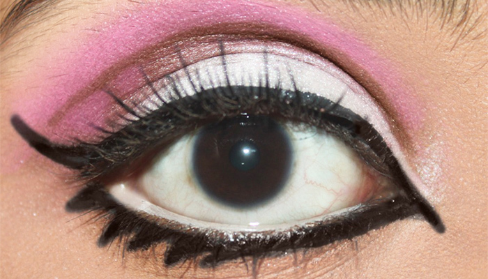 Gorgeous Barbie Inspired Makeup (6)
