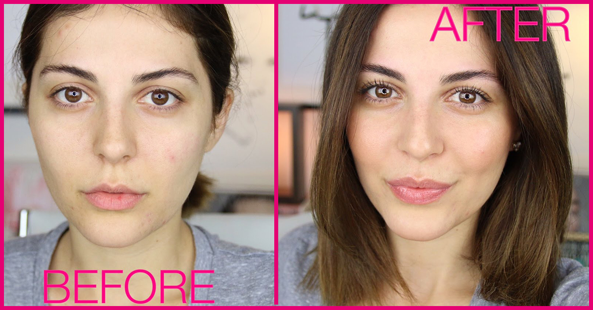 Natural Makeup Look A Step By Step Tutorial With Pictures