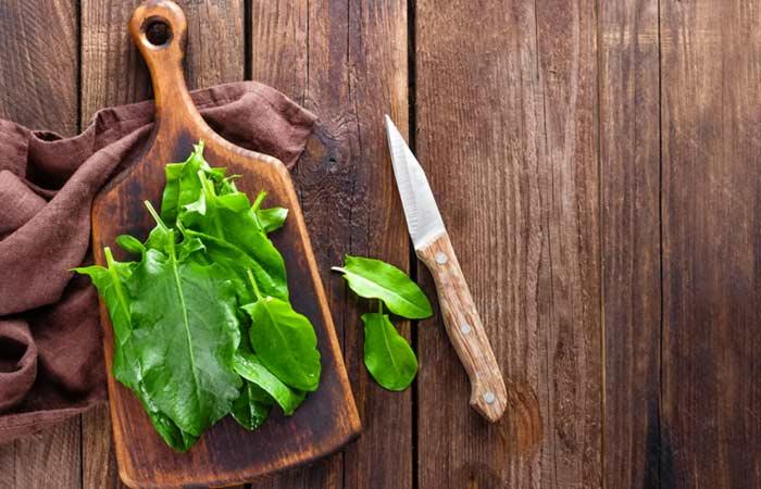 Health-Benefits-Of-Sorrel-Leaves