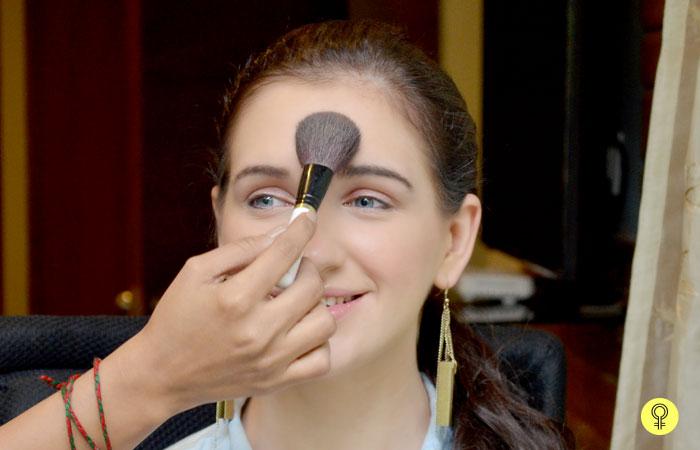 Keeping your makeup minimalistic