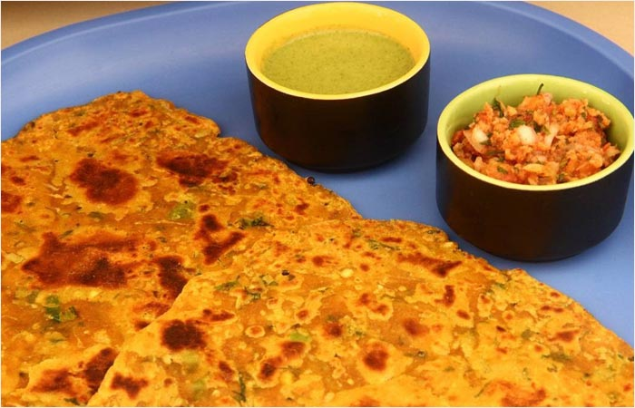 Lauki Recipes - Lauki paratha