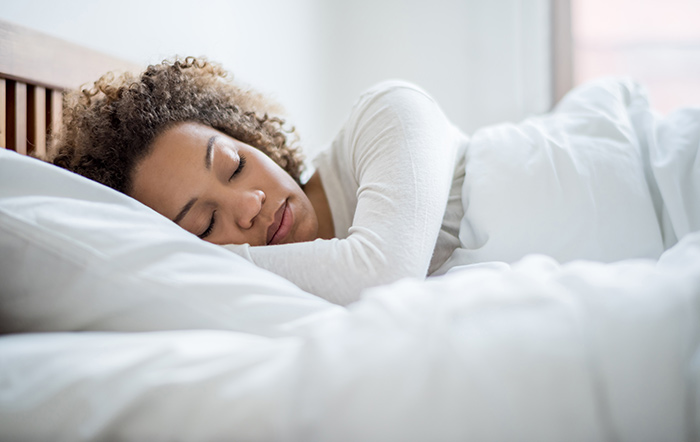 M. Sleep Enough And De-Stress Yourself