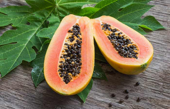 Home Remedies To Treat Jaundice - Papaya
