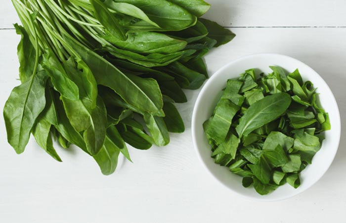 Benefits Of Sorrel Leaves