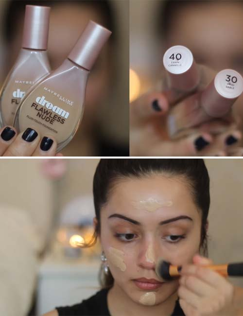 Applying Your Foundation - Natural Makeup Look