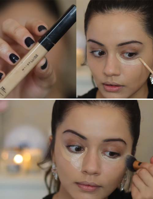 Step 3 Time For Concealer