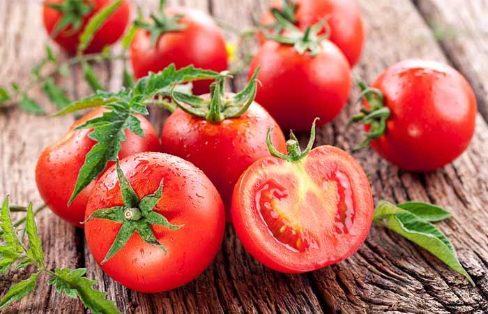 Home Remedies To Treat Jaundice - Tomatoes