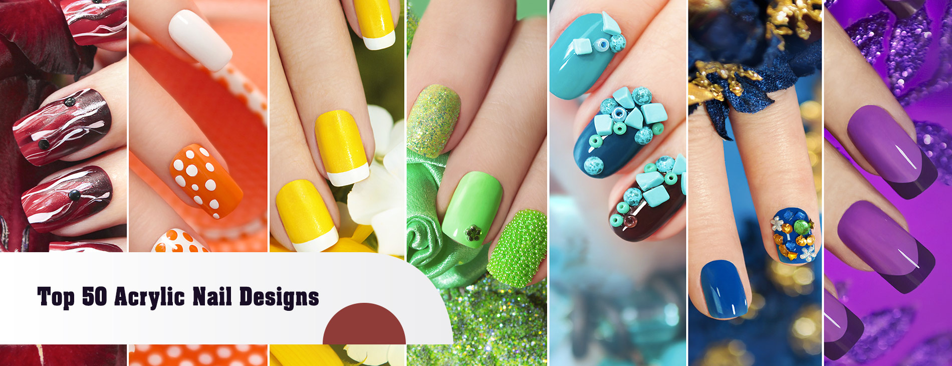 Top-50-Acrylic-Nail-Designs