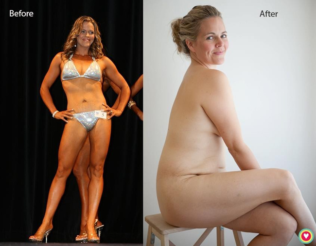 taryn brumfitt before after