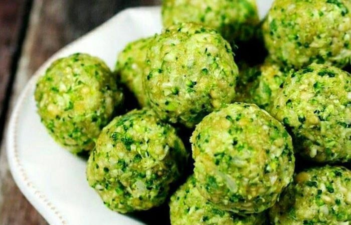 20 yummy oil free snacks for a healthy you with recipes 1 broccoli balls forumfinder Images