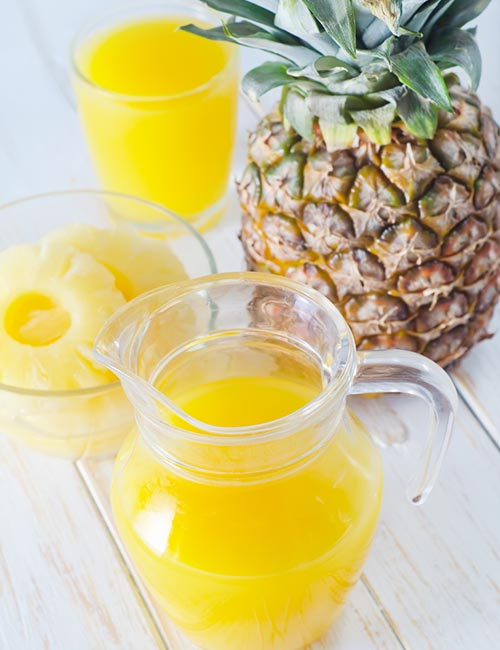 10. Pineapple Grape Energizer