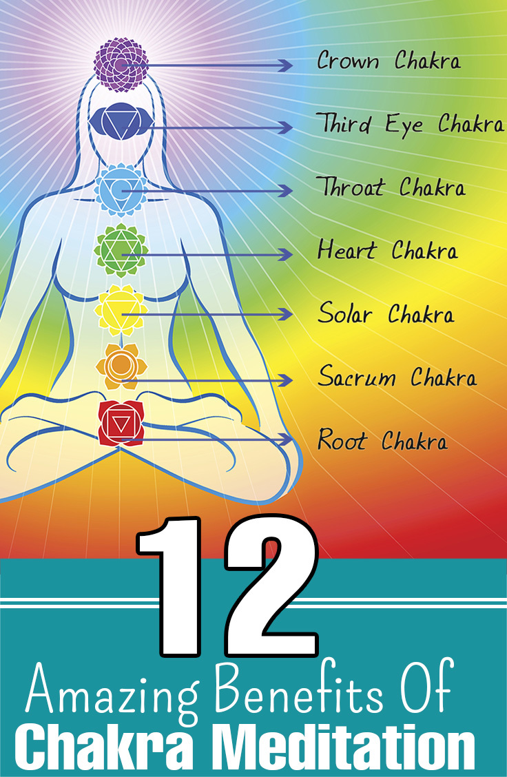 12 Amazing Benefits Of Chakara Meditation