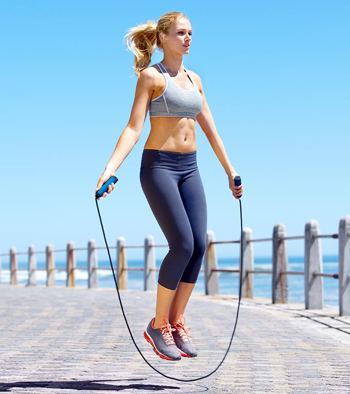 14 Amazing Benefits Of Skipping Exercises For Your Body