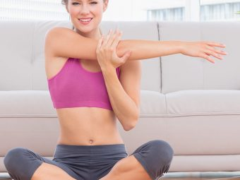 15 Arm Workouts Without Weights To Lose Arm Fat Fast At Home