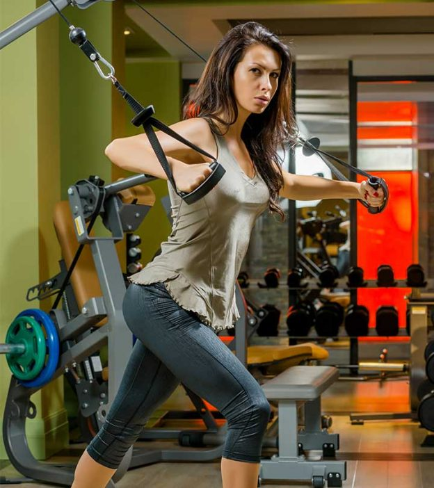 15 Best Chest Exercises For Women To Firm And Lift Breasts