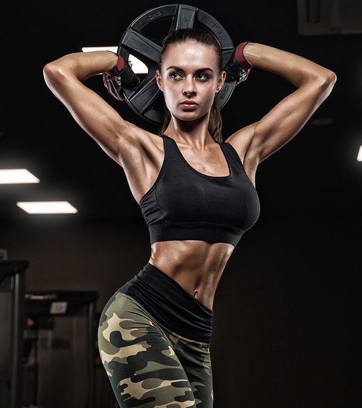 fitness women body