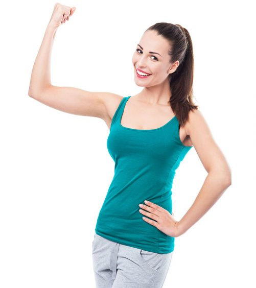 15 Exercises To Lose Arm Fat Without Using Weights At Home