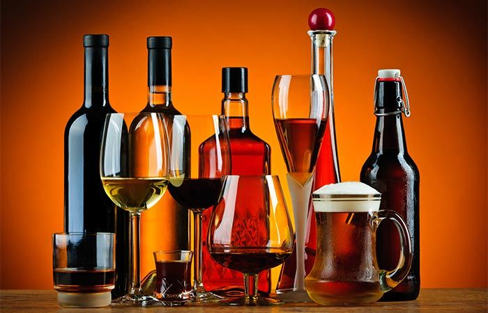 unhealthy drinks foods very avoid beverages food should alcoholic